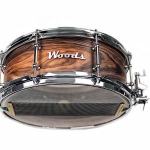 professional rosewood snare drum