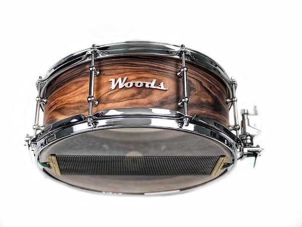 professional rosewood snare drum