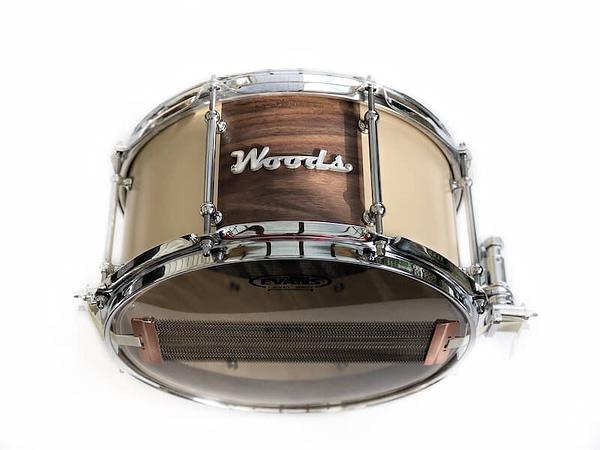 2 tone snare drum custom order