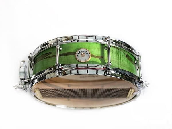 14 x 4.5 custom finish ambrosia snare drum