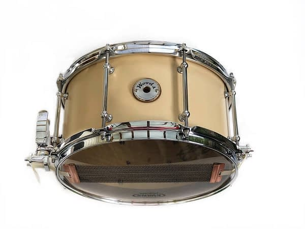 12 x 6.5 hybrid snare drum
